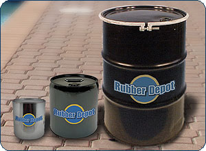 Rubber Depot: Do it Yourself Rubber Surfacing - Products